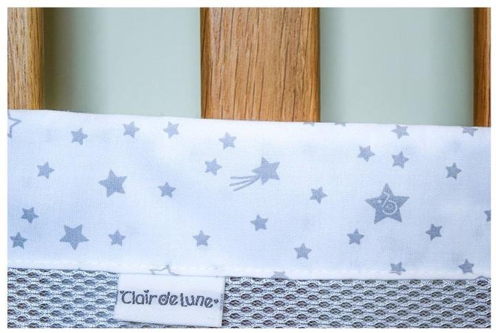Clair De Lune Stars & Stripes Cover & Bumper Set