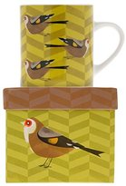 Magpie Chirpy Petite Mug, Goldfinch