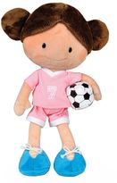 Nici Wonderland Minisophie the Soccer Player Plush