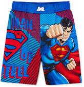 Asstd National Brand Superman Swim Trunks - Toddler Boys 2t-4t