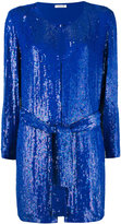 P.A.R.O.S.H. Gughi sequinned jacket - women - Viscose/PVC - S