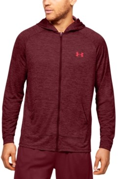 Under Armour Men's Tech 2.0 Full Zip Hoodie