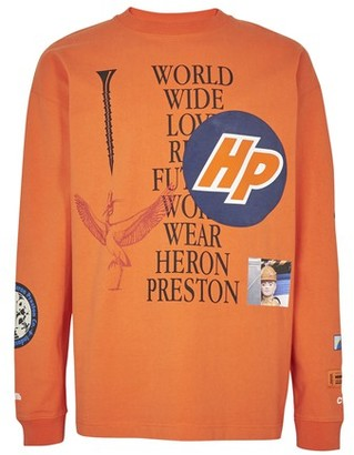 Heron Preston Logo t-shirt