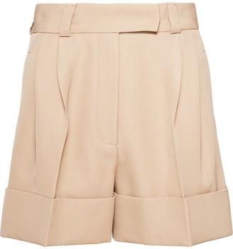 Miu Miu high-waisted tailored shorts