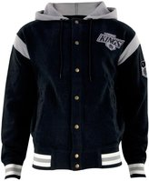Old Glory Los Angeles Kings - Logo Stagger Adult Jacket