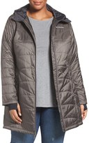 Columbia Plus Size Women's 'Mighty Lite' Hooded Jacket