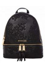 Michael Kors Black Lace Backpack