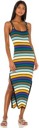 Solid & Striped Tank Knit Dress