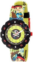Swatch Jake and the Never Land PiRA - tes Kids' ZFLSP005 Analog Display Quartz Multi-Color Watch
