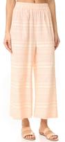 Mara Hoffman Stripe Beach Pants