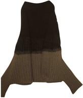 Christian Dior Grey Wool Knitwear for Women
