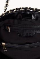 Forever 21 Street-Femme Quilted Shoulder Bag