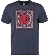 Element Spurred Regular Fit  Print Tshirt Eclipse Navy