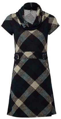 Dorothy Perkins Womens *Izabel London Multi Colour Cowl Neck Shift Dress