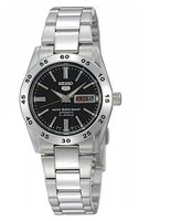 Seiko 5 Women's Face Stainless Steel Day & Date Automatic SYMG39K1 Japan import