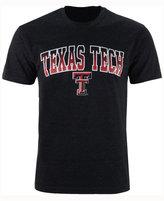 Colosseum Men's Texas Tech Red Raiders Gradient Arch T-Shirt