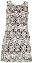 Izabel London Sleeveless Printed Dress