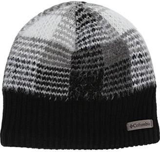 Columbia Permafrost Plushtm Beanie II (Black) Beanies