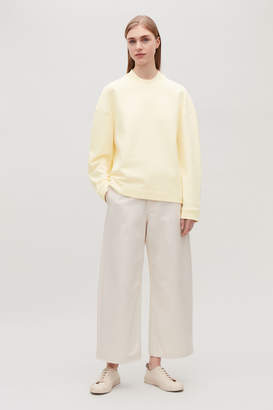 Cos COCOON COTTON SWEATSHIRT