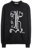 Christopher Kane Virgin wool sweater