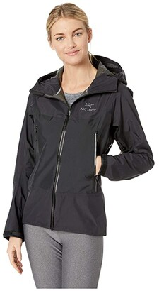 Arc'teryx Beta SL Hybrid Jacket (Black) Women's Coat