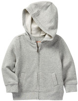 Joe Fresh Herringbone Hoodie (Baby Boys)