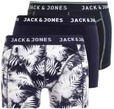 Jack & Jones Jaceasy 3 Pack Shorts Navy Blazer