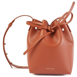 Mansur Gavriel Mini mini bucket bag