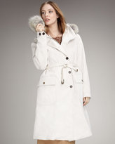Marc by Marc Jacobs Roebling Long Trenchcoat