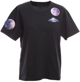 Mr & Mrs Italy Space-inspired Regular T-shirt For Woman