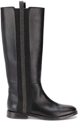Brunello Cucinelli knee high boots