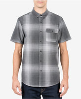 Volcom Men's Fragment Plaid Cotton Shirt