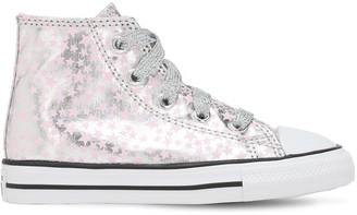 Converse Star Print Chuck Taylor Sneakers