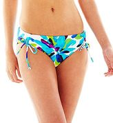 JCPenney Ocean Dreams® Soft Petals Halter Swim Top or Hipster Bottoms