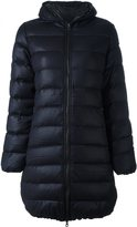 Duvetica padded coat - women - Feather Down/Polyamide/Cashmere/Virgin Wool - 44