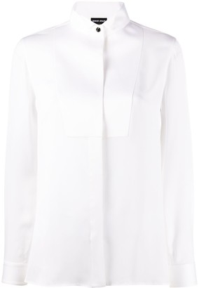 Giorgio Armani Mandarin Collar Shirt