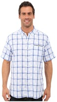 Tommy Bahama Plaid Perfect Short Sleeve