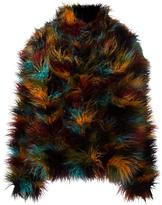 Michel Klein faux fur jacket