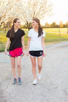 Etsy Monogrammed Running Shorts   Monogrammed Shorts   Monogram Shorts   Running Shorts   Running Gear  