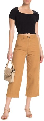Cotton On Taylor Cropped Utility Pants