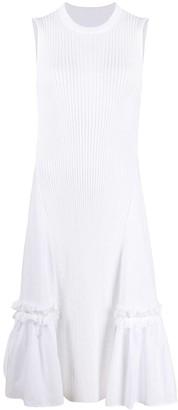 MM6 MAISON MARGIELA Sleeveless Flared Dress