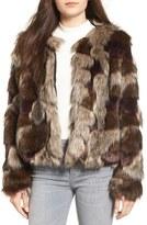 Tularosa Women's Faux Fur Coat