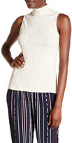 Willow & Clay Mock Neck Knit Tank