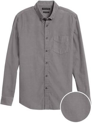 Banana Republic Slim-Fit Corduroy Shirt