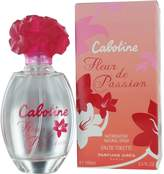Grès Cabotine Fleur De Passion Eau De Toilette Spray for Women, 3.4-Ounce