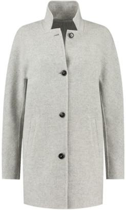 Closed Pora Coat - XS | wool | Cashemire | grey - Grey/Grey