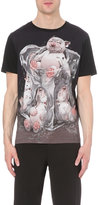 J.w. Anderson Ice Cube-print Cotton-jersey T-shirt