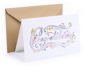 "Hallmark Wedding ""Congratulations"" Greeting Card"