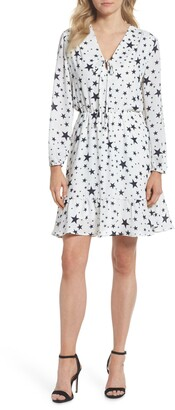 Fraiche by J Tie Front Dress