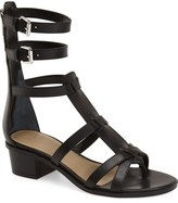 Marc Fisher 'Fawn' Gladiator Block Heel Sandal (Women)